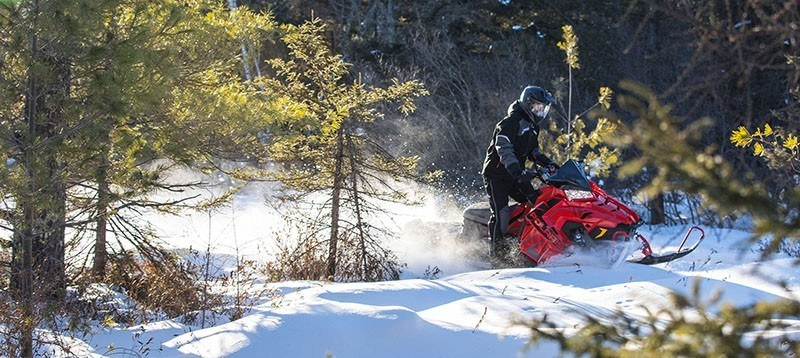 2020 Polaris 800 Titan XC 155 SC in Pittsfield, Massachusetts - Photo 4