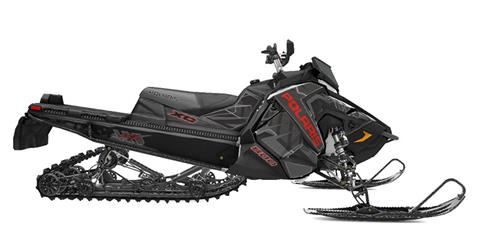 2020 Polaris 800 Titan XC 155 SC in Lewiston, Maine - Photo 1