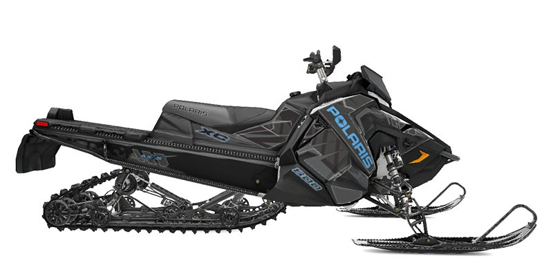 2020 Polaris 800 Titan XC 155 SC in Lincoln, Maine - Photo 1