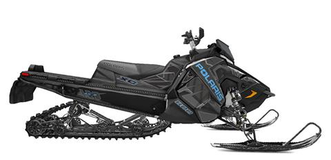 2020 Polaris 800 Titan XC 155 SC in Barre, Massachusetts