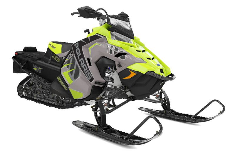 2020 Polaris 800 Titan XC 155 SC in Anchorage, Alaska - Photo 3