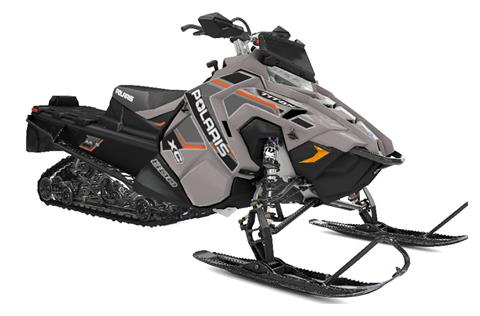 2020 Polaris 800 Titan XC 155 SC in Mio, Michigan