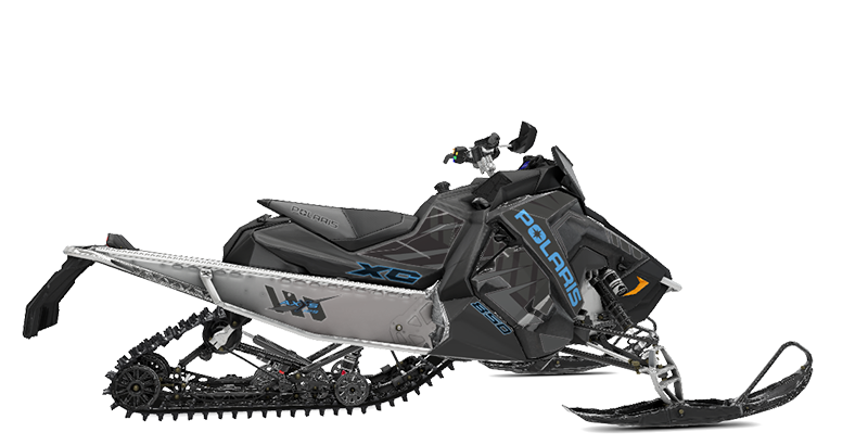 2020 Polaris 850 INDY XC 129 SC in Mount Pleasant, Michigan