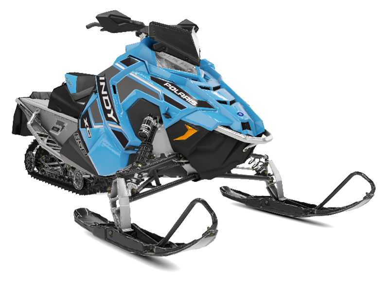 2020 Polaris 850 INDY XC 129 SC in Lake City, Colorado - Photo 2