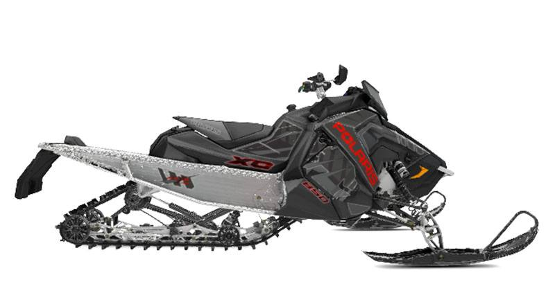 2020 Polaris 850 Indy XC 137 SC in Barre, Massachusetts - Photo 1