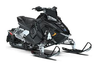 2019 Polaris 600 RUSH PRO-S 1.25 RIPSAW II SnowCheck Select in Lake City, Florida