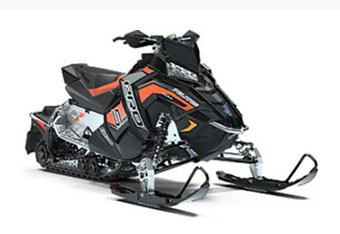2019 Polaris 600 RUSH PRO-S 1.25 RIPSAW II SnowCheck Select in Logan, Utah