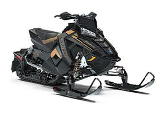 2019 Polaris 800 RUSH PRO-S 1.25 RIPSAW II SnowCheck Select in Albert Lea, Minnesota