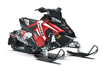2019 Polaris 600 RUSH PRO-S 1.25 RIPSAW II SnowCheck Select in Ironwood, Michigan