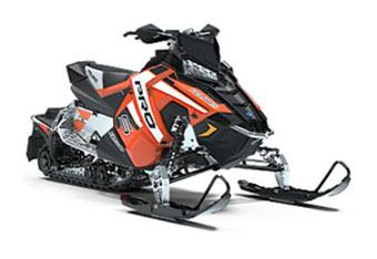 2019 Polaris 600 RUSH PRO-S 1.25 RIPSAW II SnowCheck Select in Bemidji, Minnesota