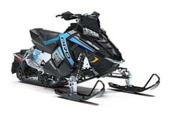 2019 Polaris 800 RUSH PRO-S 1.25 RIPSAW II SnowCheck Select in Hillman, Michigan