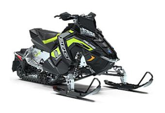 2019 Polaris 800 RUSH PRO-S 1.25 RIPSAW II SnowCheck Select in Fond Du Lac, Wisconsin