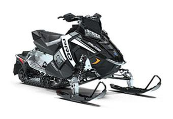 2019 Polaris 600 RUSH PRO-S 1.25 RIPSAW II SnowCheck Select in Cottonwood, Idaho