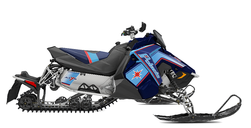 2020 Polaris 850 RUSH PRO-S SC in Ironwood, Michigan - Photo 1