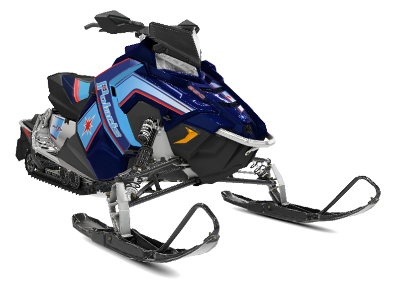 2020 Polaris 850 RUSH PRO-S SC in Baldwin, Michigan