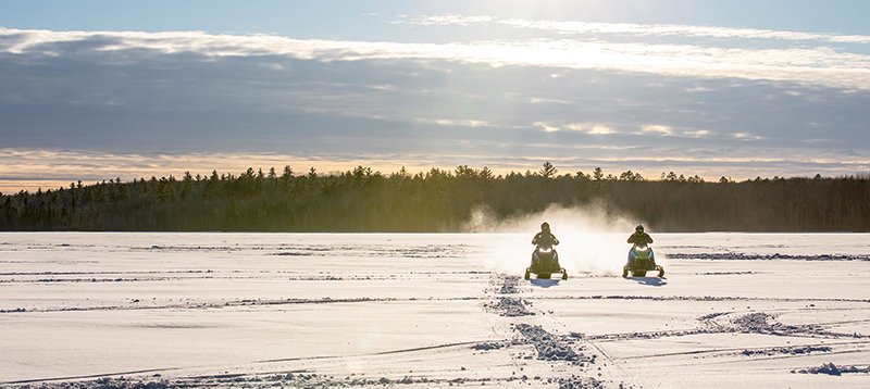 2020 Polaris 850 RUSH PRO-S SC in Fairbanks, Alaska - Photo 9