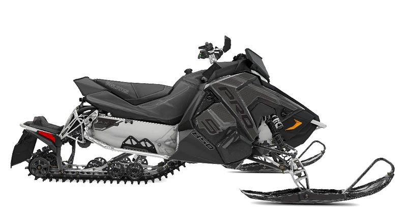 2020 Polaris 850 RUSH PRO-S SC in Fairbanks, Alaska - Photo 1