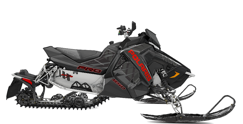 2020 Polaris 850 RUSH PRO-S SC in Soldotna, Alaska - Photo 1