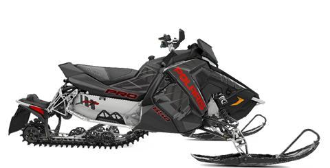 2020 Polaris 850 RUSH PRO-S SC in Ponderay, Idaho - Photo 1