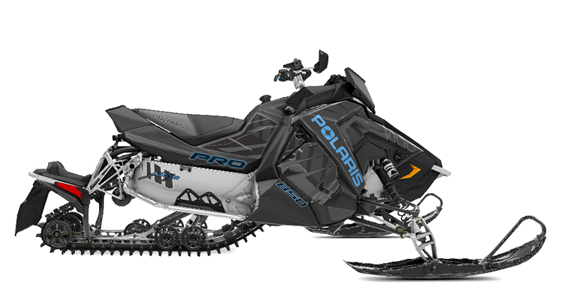 2020 Polaris 850 RUSH PRO-S SC in Norfolk, Virginia - Photo 1