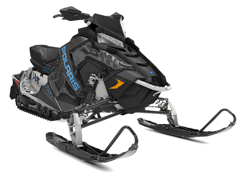 2020 Polaris 850 RUSH PRO-S SC in Chippewa Falls, Wisconsin