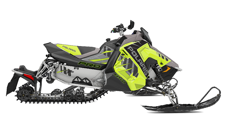 2020 Polaris 850 RUSH PRO-S SC in Lake City, Colorado - Photo 1