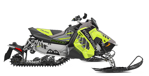2020 Polaris 850 RUSH PRO-S SC in Anchorage, Alaska