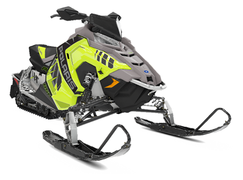 2020 Polaris 850 RUSH PRO-S SC in Lake City, Colorado - Photo 2