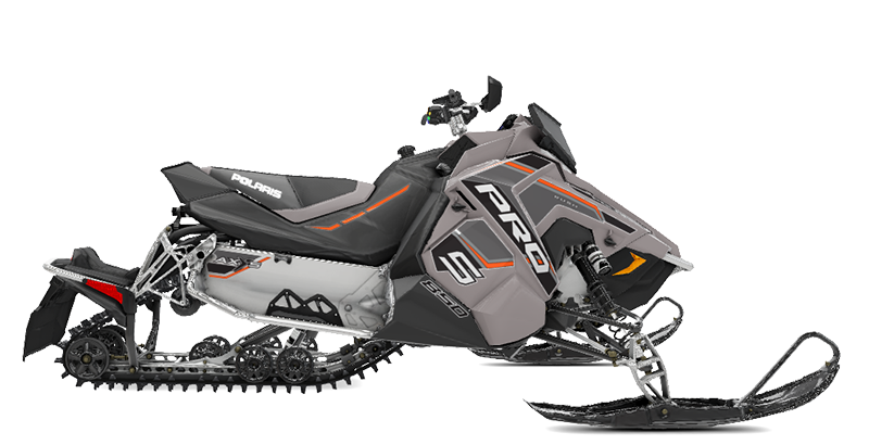 2020 Polaris 850 RUSH PRO-S SC in Hillman, Michigan - Photo 1
