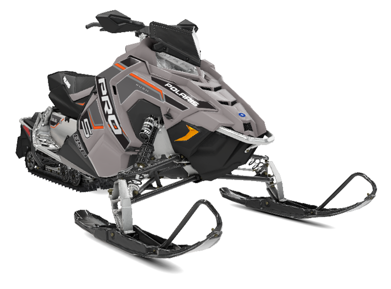 2020 Polaris 850 RUSH PRO-S SC in Barre, Massachusetts - Photo 2