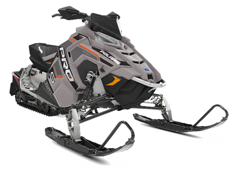 2020 Polaris 850 RUSH PRO-S SC in Hillman, Michigan - Photo 2