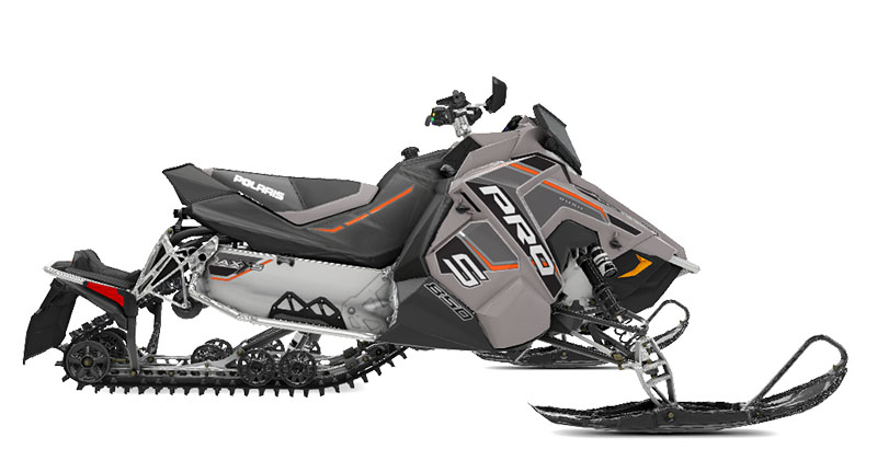2020 Polaris 850 RUSH PRO-S SC in Dimondale, Michigan - Photo 1
