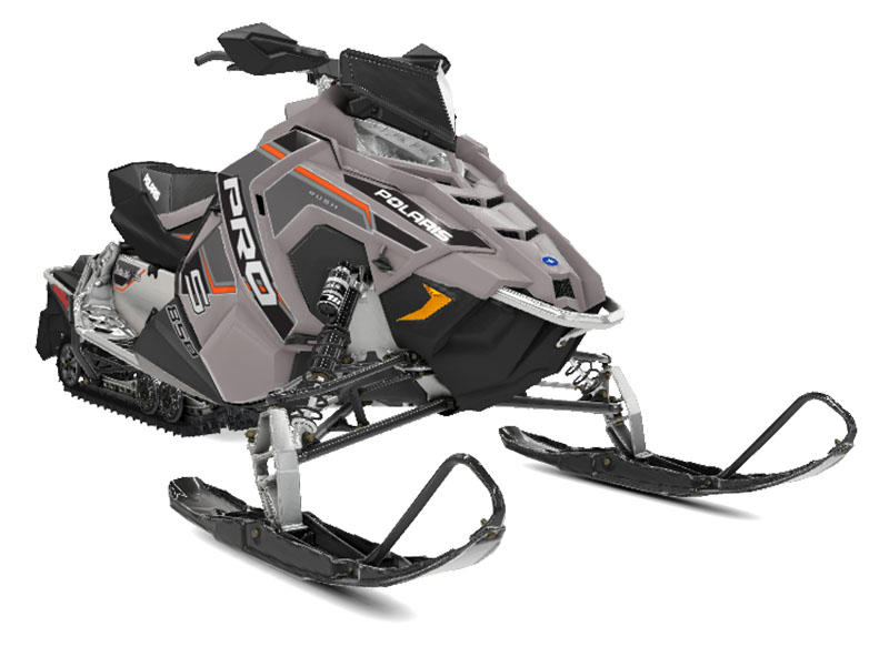 2020 Polaris 850 RUSH PRO-S SC in Lewiston, Maine - Photo 2