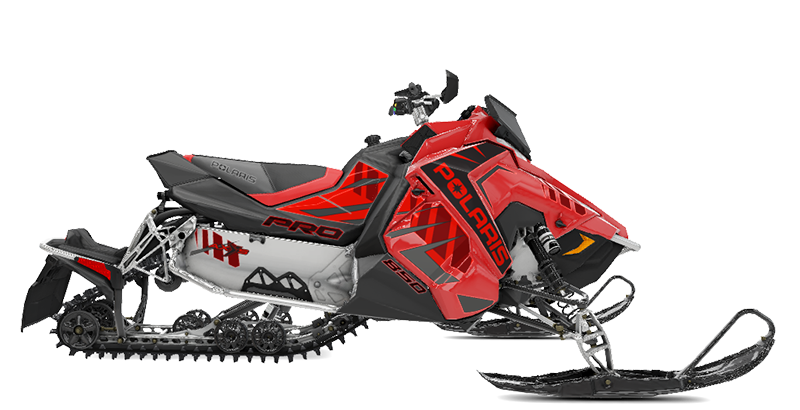 2020 Polaris 850 RUSH PRO-S SC in Elma, New York - Photo 1