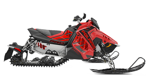 2020 Polaris 850 RUSH PRO-S SC in Lincoln, Maine - Photo 1