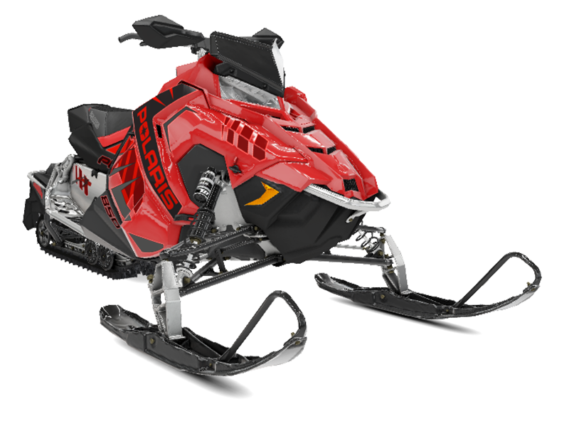 2020 Polaris 850 RUSH PRO-S SC in Lincoln, Maine - Photo 2