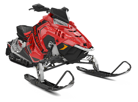 2020 Polaris 850 RUSH PRO-S SC in Bigfork, Minnesota - Photo 2