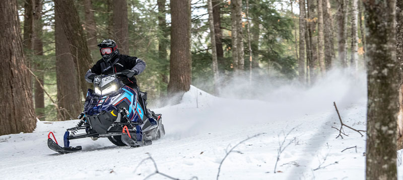 2020 Polaris 850 RUSH PRO-S SC in Oak Creek, Wisconsin