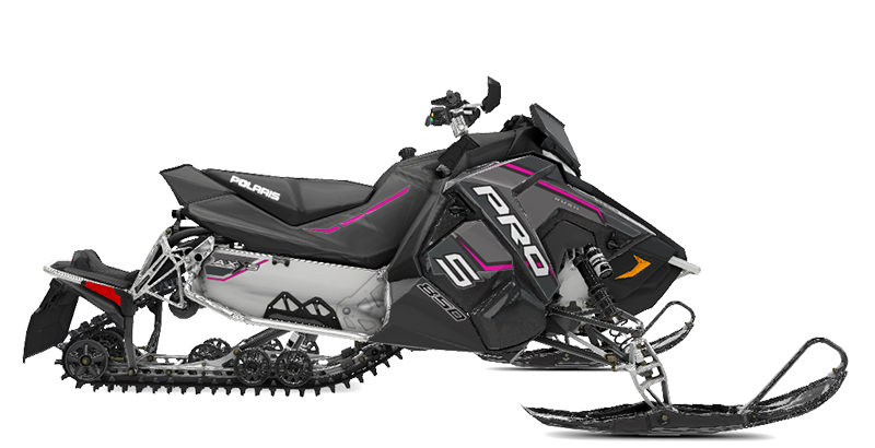 2020 Polaris 850 RUSH PRO-S SC in Delano, Minnesota - Photo 1