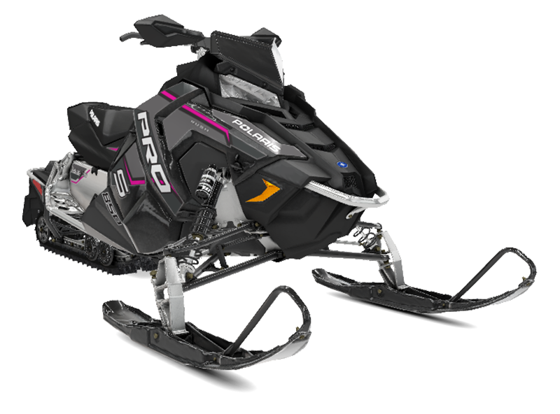 2020 Polaris 850 RUSH PRO-S SC in Eagle Bend, Minnesota