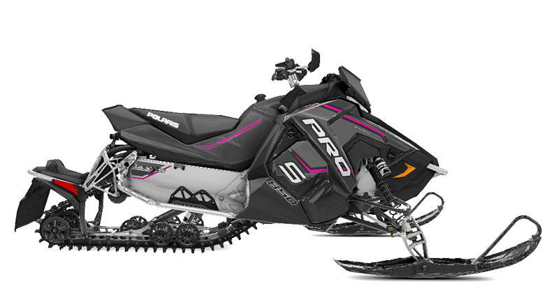 2020 Polaris 850 RUSH PRO-S SC in Cottonwood, Idaho - Photo 1