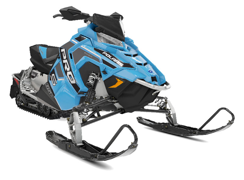 2020 Polaris 850 RUSH PRO-S SC in Woodstock, Illinois - Photo 2