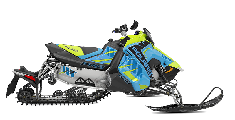 2020 Polaris 850 RUSH PRO-S SC in Monroe, Washington - Photo 1