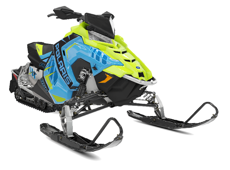 2020 Polaris 850 RUSH PRO-S SC in Lake City, Florida