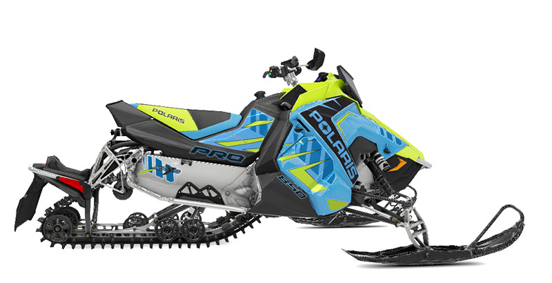 2020 Polaris 850 RUSH PRO-S SC in Anchorage, Alaska - Photo 1