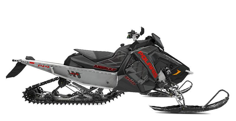 2020 Polaris 850 Switchback Assault 144 SC in Lake City, Colorado - Photo 1