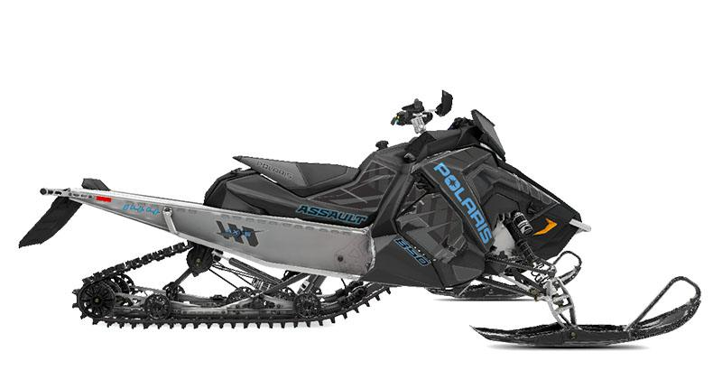 2020 Polaris 850 Switchback Assault 144 SC in Lewiston, Maine - Photo 1