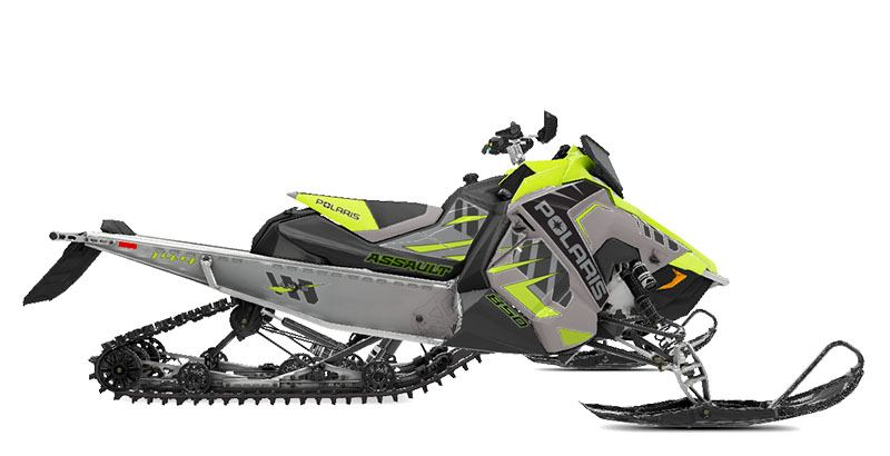 2020 Polaris 850 Switchback Assault 144 SC in Hailey, Idaho - Photo 1