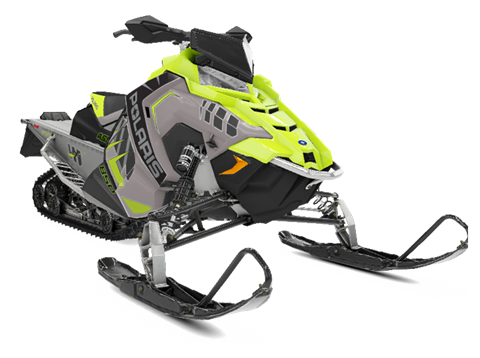2020 Polaris 850 Switchback Assault 144 SC in Hillman, Michigan - Photo 2