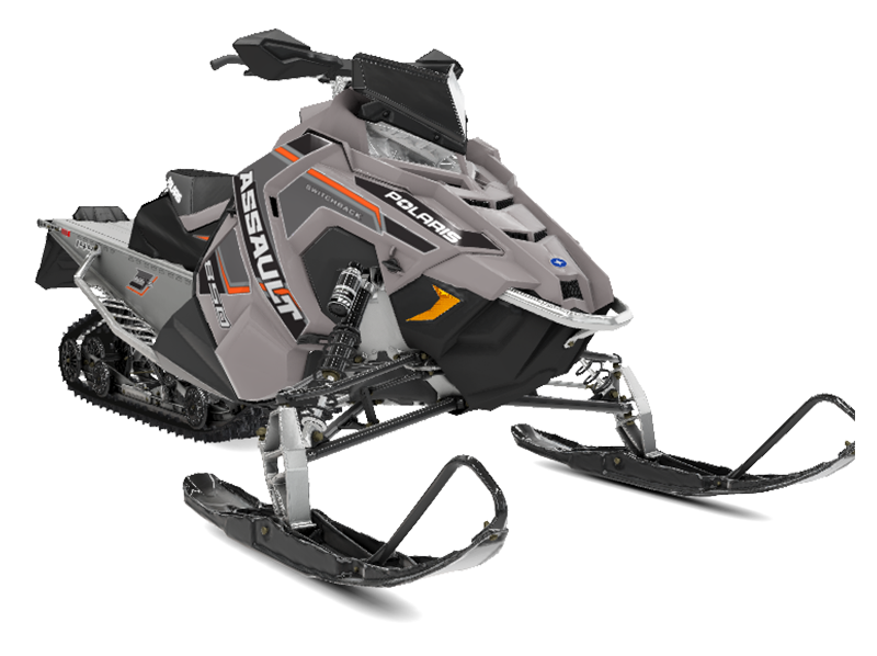 2020 Polaris 850 Switchback Assault 144 SC in Auburn, California - Photo 2